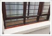 Ancor Complex Wooden Window Frames
