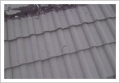 Cracked Roof Tiles & Damaged Waterproofing