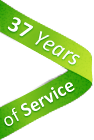 37 Years of Waterproofing Services